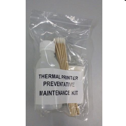 Thermal Printer Maintenance Cleaning Kit